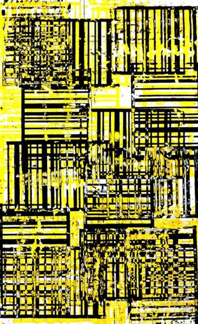 Jorge Enrique, 'Panorama yellow 01', 2017
