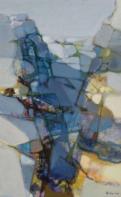 Camille Hilaire, 'Matin Aux Baux'