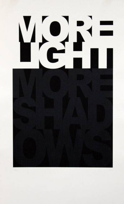 Kenny Hunter, 'More Light More Shadows', 2008
