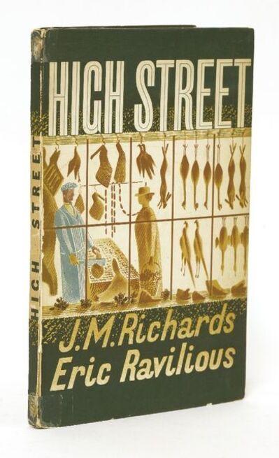 J. M. Richards, 'HIGH STREET'