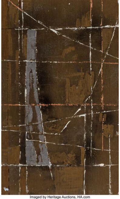 Frank Stella, 'Untitled', circa 1955