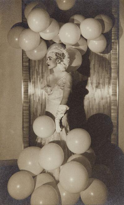 Man Ray, 'Countess Celani at the Bal Blanc', 1930