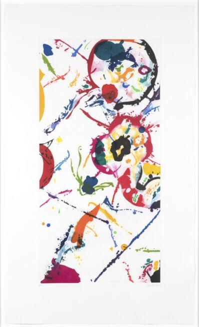 Sam Francis, 'Leo Rising', 1991