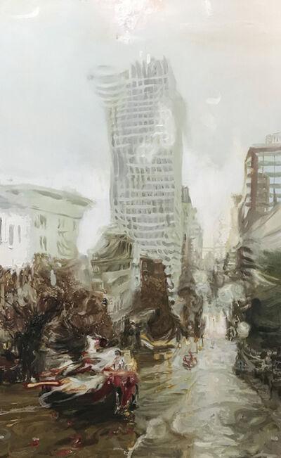 Jung Han Kim, 'California and Powell', 2019