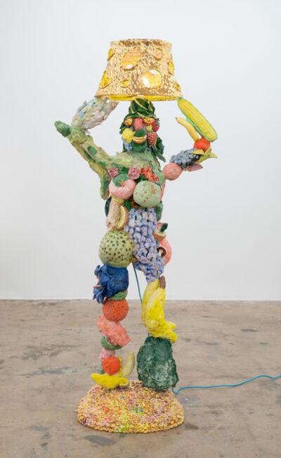 Katie Stout, 'Fruit Lady (Gold)', 2020