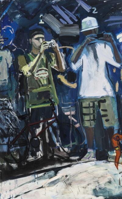 Sheng Tianhong, ' Youngster I', 2012-2013