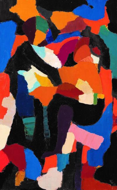 Boris Chetkov, 'Declaration of Love', 1966