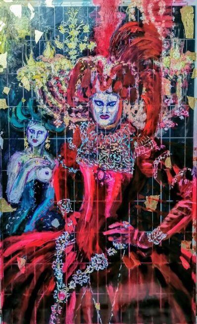 Norma de Saint Picman, 'Amante du Cardinal, METAMORPHOSES - The Worlds of Change', 2020