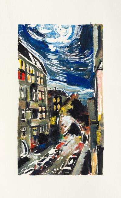 Christopher Lehmpfuhl, 'Mondnacht', 2021