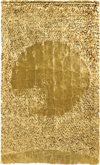 Olga de Amaral, 'Sol cuadrado No. 16', 1994