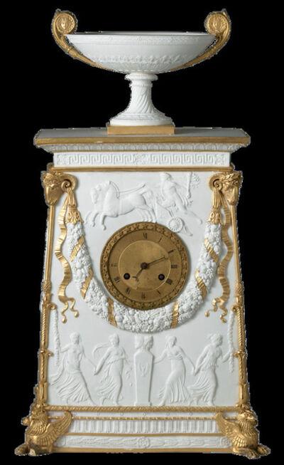 Charles Percier, 'Percier Clock', 1813