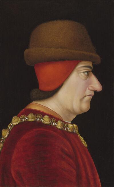 Jacob de Litemont, 'Louis XI, King of France (1423 – 1483)', ca. 1469