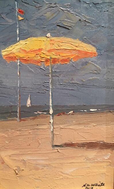 Nelson White, 'The Italian Riviera', 2018