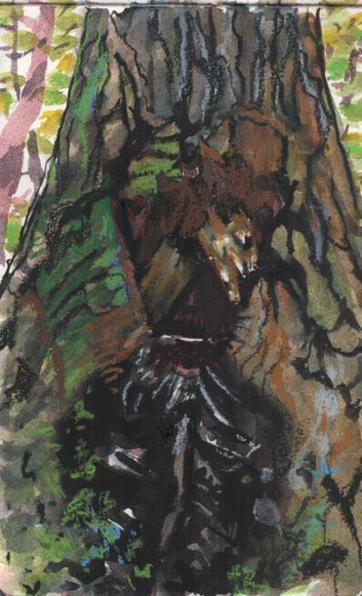 Carolyn Newberger, 'Weeping Tree', 2018