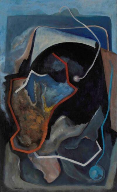 Enrico Prampolini, 'Untitled (Composizione cosmica)', 1932 ca