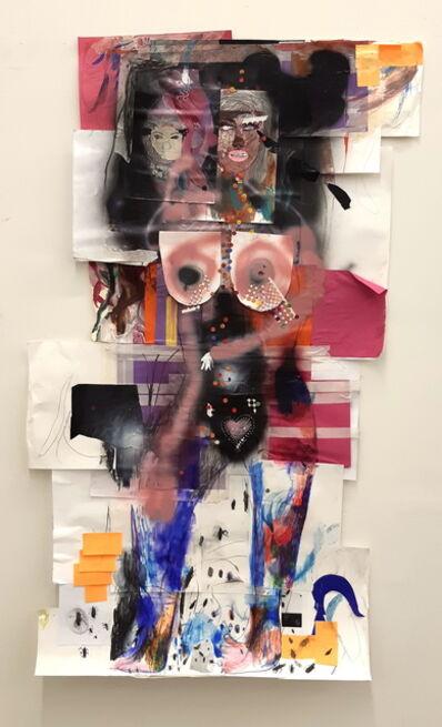Silvia Argiolas, 'Cockroach Woman', 2018