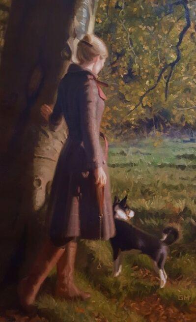 Gary Thomas Morrow, 'Walk in the Braes', 2014