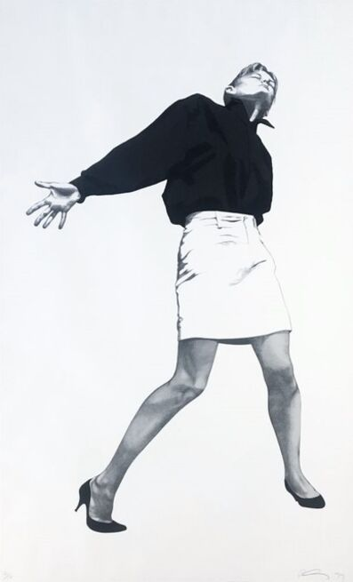 Robert Longo, 'Sandy', 1999