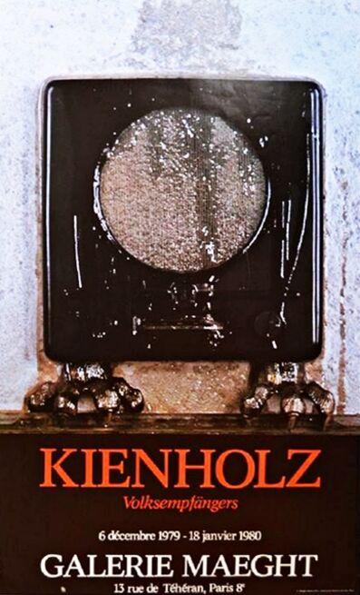 Edward Kienholz, 'Volksempfangers', 1980