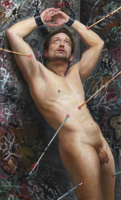 Bruno Surdo, 'Paradox of St. Sebastian', 2017