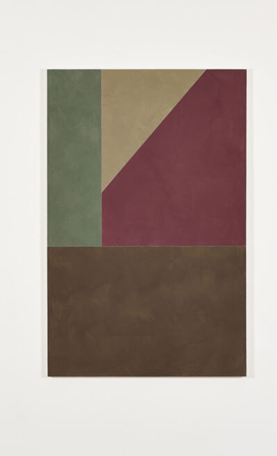 Peter Joseph, 'Untitled, Four Colours', 1999