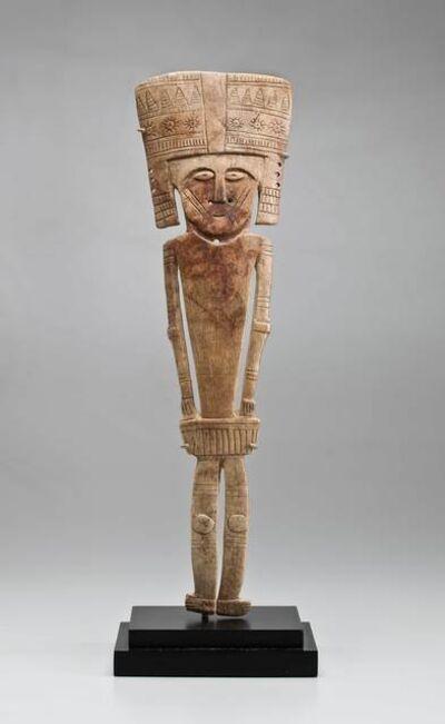 Ancestral Salish, 'Figure (Pendant)', ca. 3