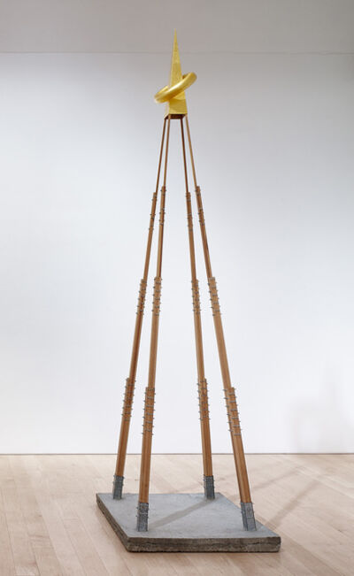 Chris Burden, 'Sex Tower (Architectural Model of 125 foot high Sex Tower)', 1986