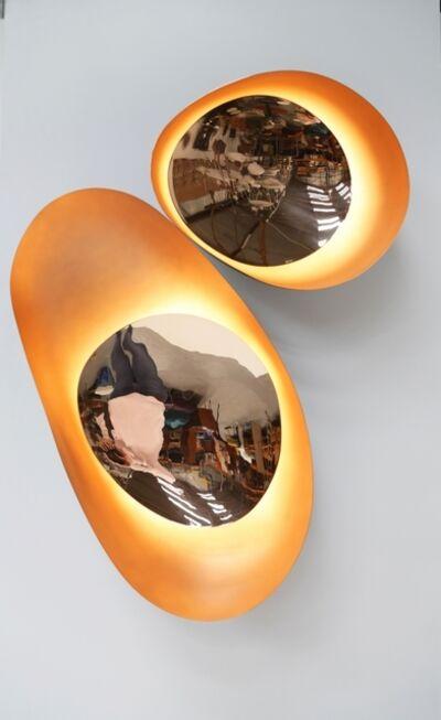 Niamh Barry, 'Touch Vessel, Light Sculpture', 2018