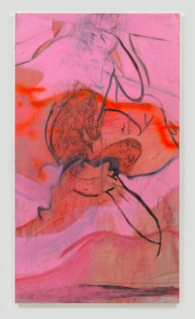 Rita Ackermann, 'Stretcher Bar Painting 9', 2016