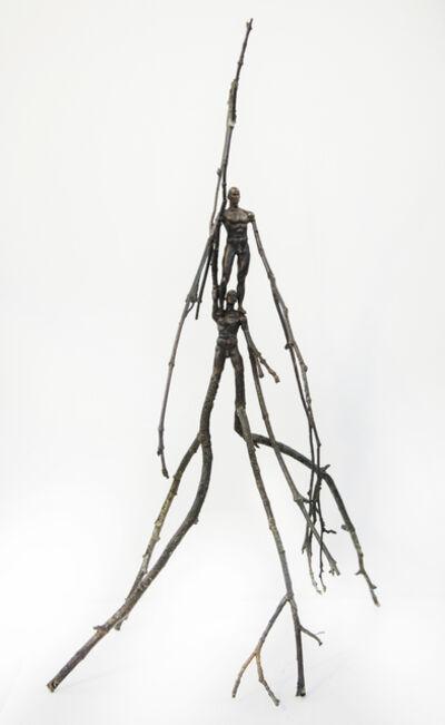 P. Roch Smith, 'Tree Men Series (Boost)', 2016