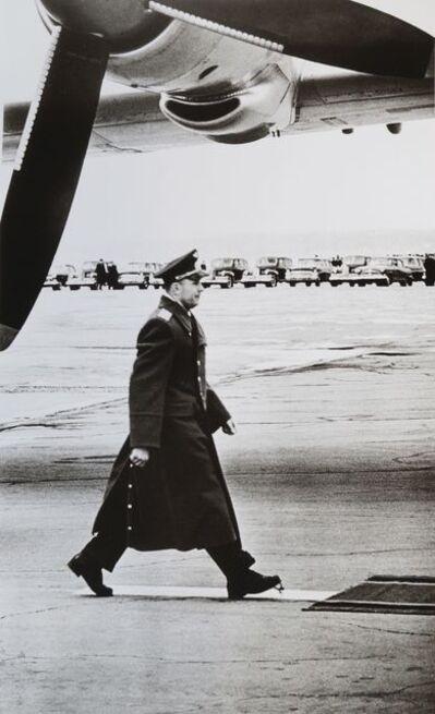 Leonid Nikolaevich Lazarev, 'Yuri Gagarin after Landing', 1961