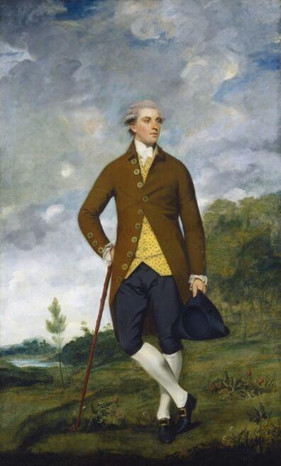 Joshua Reynolds, 'John Musters', 1777-c. 1780