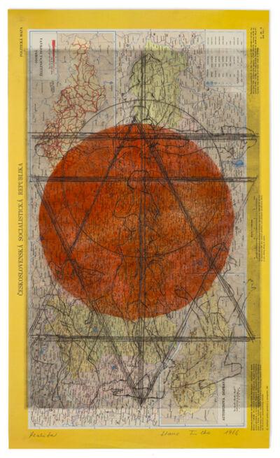 Stano Filko, 'Reality III', 1966-1990