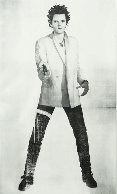 Gavin Turk, 'White Pop', 2011