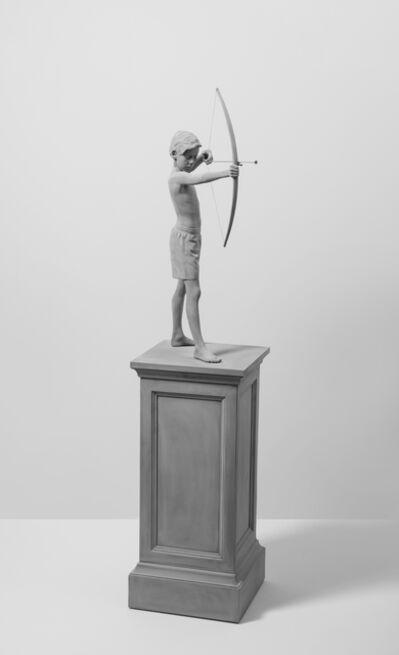 Hans Op de Beeck, 'Timo (small version)', 2019