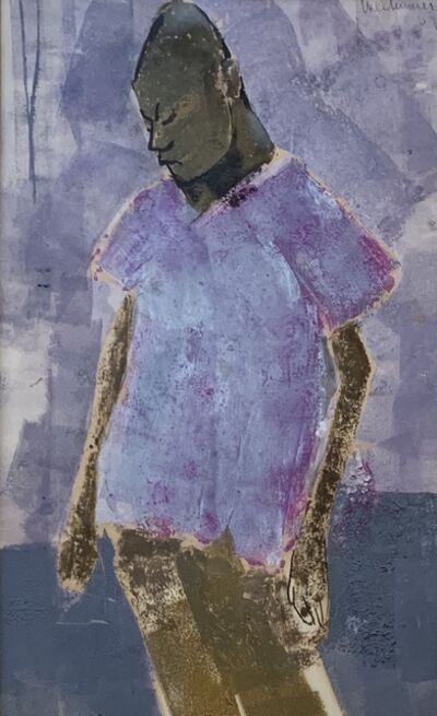 Luce Turnier, 'Untitled (Young Man)', 1957