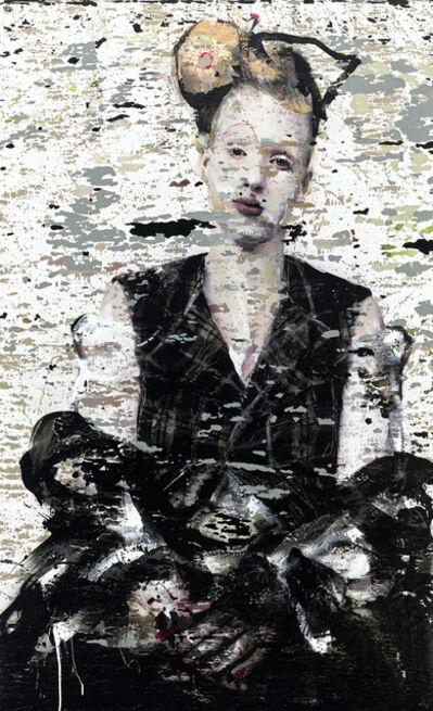 Lita Cabellut, 'Mimi', 2020