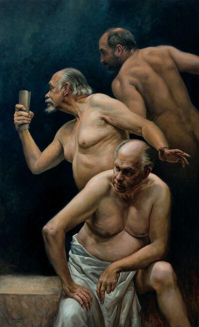Dario Ortiz, 'Apóstoles de Carne ', 2005