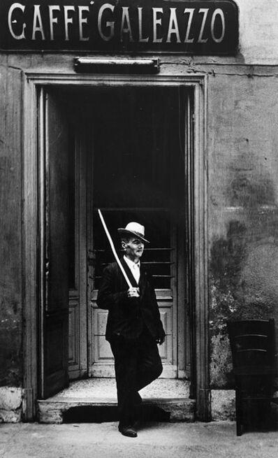 Renzo Muratori, 'L'habitué', 1960s