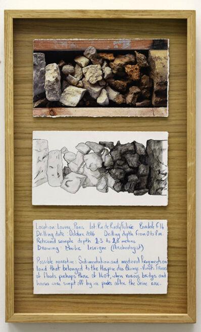 Joana Hadjithomas and Khalil Joreige, 'Trilogies: Louvre 3 (2.3 - 2.8m)', 2018