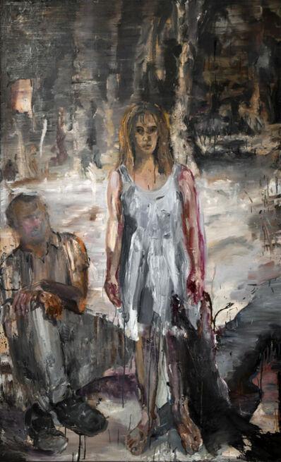 Gerard Waskievitz, 'Schweigen im Walde', 2018
