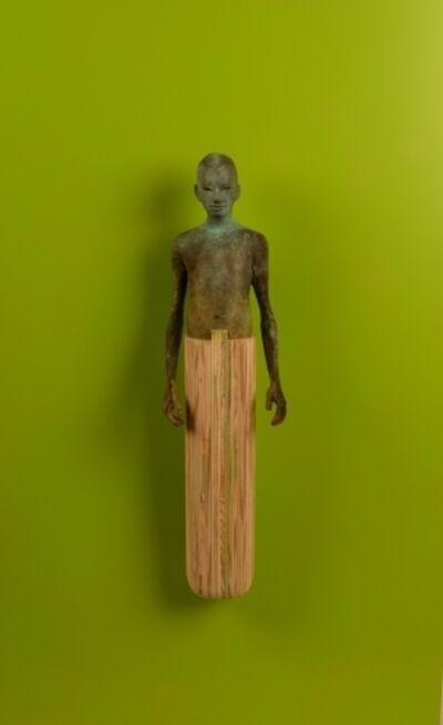 Jesús Curiá, 'Aluminum V', 2018