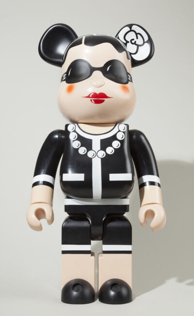 Medicom Toy, 'Chanel Bearbrick 1000%', 2006