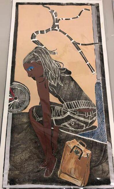 Dawline-Jane Oni-Eseleh, 'Bart Rider', 2014