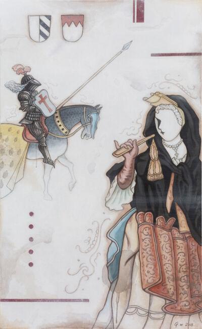 Guan Wei, 'Chivalry No. 2', 2018