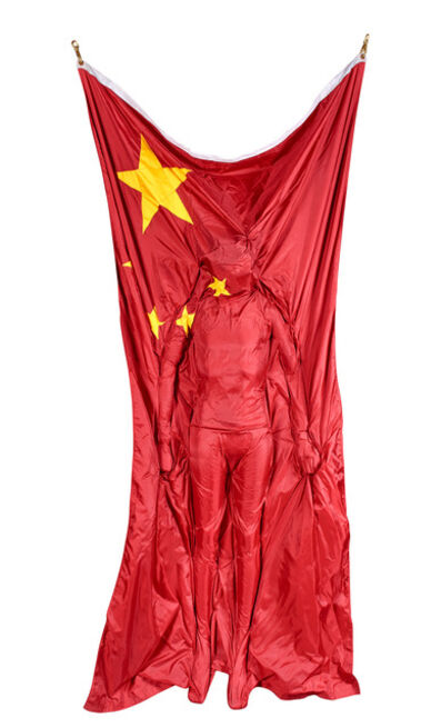 Vito Acconci, 'China Doll Flag', 1989