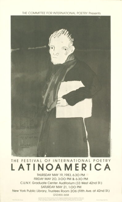 Jose Luis Cuevas, 'Autoretrato Nocturno', (Date unknown)