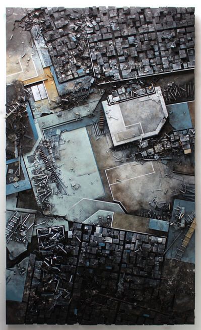 Hendrik Czakainski, 'o.T.', 2019