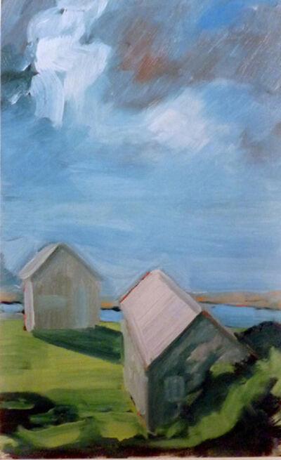Robert Freeman, 'Vineyard Summer - Giclee Print #9/200', 2007