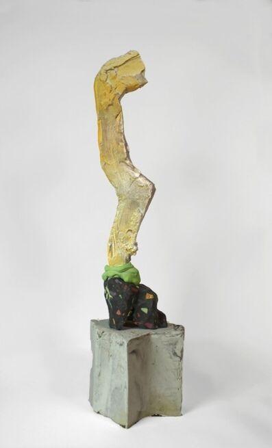 Joseph Dolinsky, 'Madanna With The Orange Neck', 2020